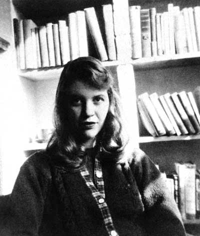 an examination of the similar thoughts and personal secrets of sylvia plath and anne sexton in their