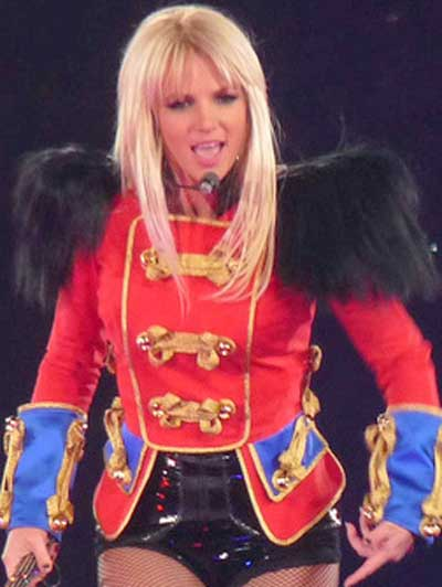Britney spears hairstyle in circus is hot pictures